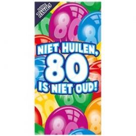 Tissue- 80 jaar
