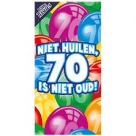 Tissue- 70 jaar