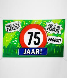 Vlag- 75 jaar