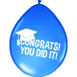 Congrats- Ballonnen