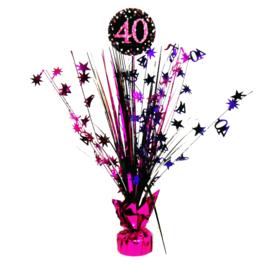 Pink 40 tafelstaander