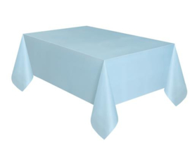 Licht Blauw- Tafelkleed