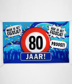 Vlag- 80 jaar