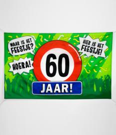 Vlag- 60 jaar