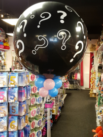 Gender Reveal- 3FT heliumgevuld