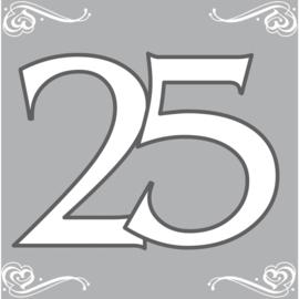 25- Servetten