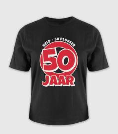 T-shirt- 50 jaar