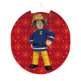 Lampion- Brandweerman Sam