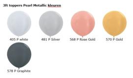 Pilaar- 4 kleuren