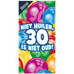 Tissue- 30 jaar