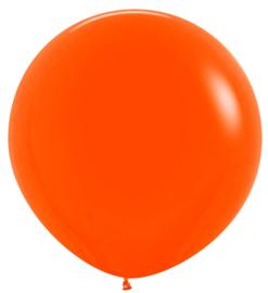Topballon-  061 oranje