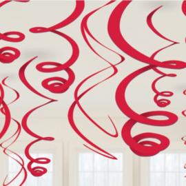 Rood- Swirl