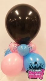 Gender Reveal- Tafelballon confetti