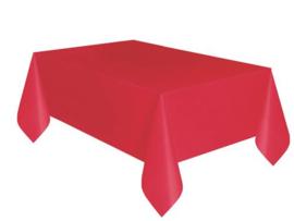 Rood- Tafelkleed