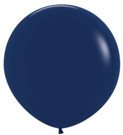 Topballon-  044 navyblauw