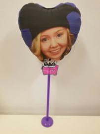 Fotoballon- Maxi Cute hart