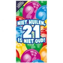 Tissue- 21 jaar