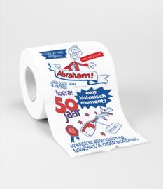 Toilet- Abraham