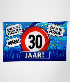 Vlag- 30 jaar