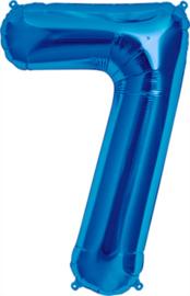 Folie blauw 7