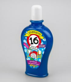 Shampoo- 16 jaar