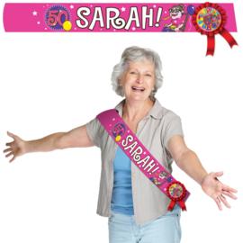 Sarah- Sjerp