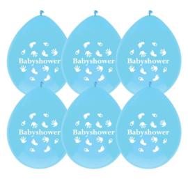 BS- Ballonnen blauw