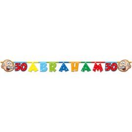 Abraham 50- Letterslinger