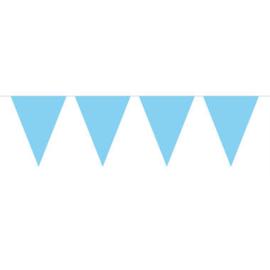Baby- Vlaglijn XL blauw