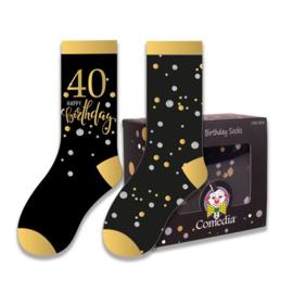 Sokken- goud 40