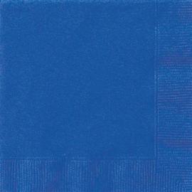 Donker Blauw- Servetten