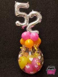 Verjaardag- Stuffer cijfer