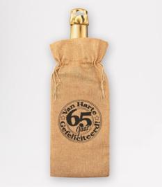 Wijnzak- 65 jaar