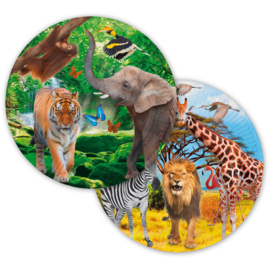 Safari- Borden