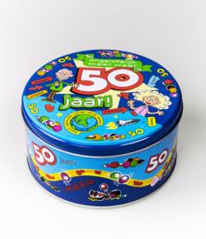 Trommel- 50 jaar