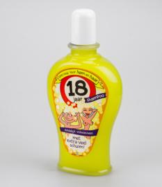 Shampoo- 18 jaar