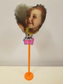 Fotoballon- Mini hart