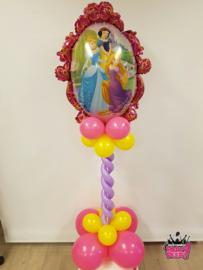 Mini Pilaar-Prinsessen spiegel