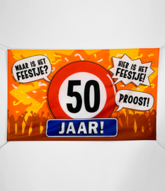 Vlag- 50 jaar