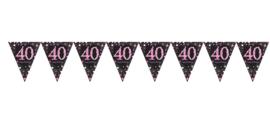 Pink 40 vlaglijn