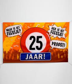 Vlag- 25 jaar