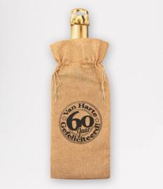 Wijnzak- 60 jaar