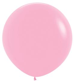Topballon-  009 roze