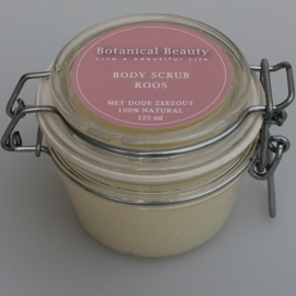 Bodyscrub Roos 125 ml