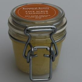 Facescrub Calendula Mandarijn 50 ml