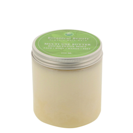 Multi Use Butter Eucalyptus / Mint /Rozemarijn 250 ml