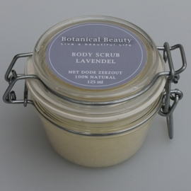Bodyscrub Lavendel 125 ml