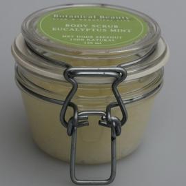 Bodyscrub Eucalyptus-Mint-Rozemarijn 125 ml