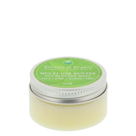 Multi Use Butter Eucalyptus/Mint/rozemarijn 25 ml