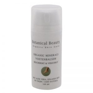 Voetenbalsem organic minerals 100 ml
